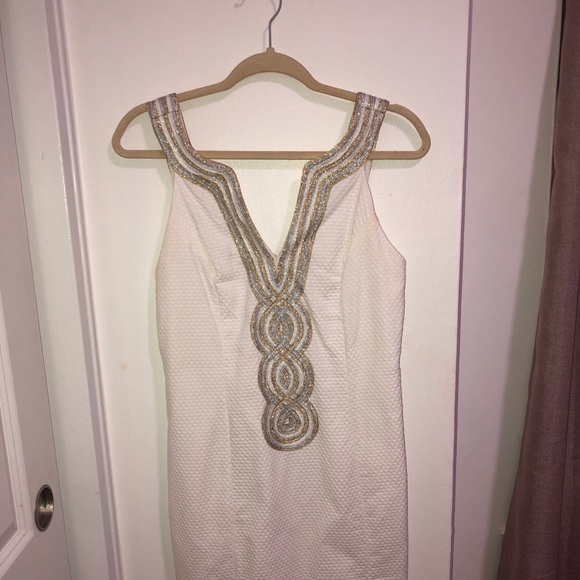 Lilly Pulitzer Dresses & Skirts - Lily Pulitzer Valli Shift dress